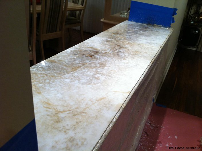 Alternative Concrete Countertops Amp Concrete Benchtops
