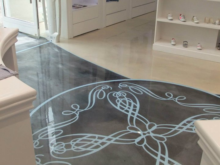 Clear Epoxy Floor Coating : E pt ™ clear epoxy solid resin floor coating