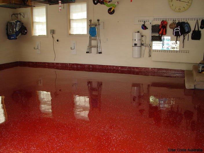 1 Day Garage Floor Coating