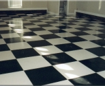 interior-checker-board-garage-floor