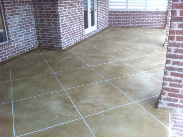 Ultra Stone Antique Stain Waterborne Concrete Staining