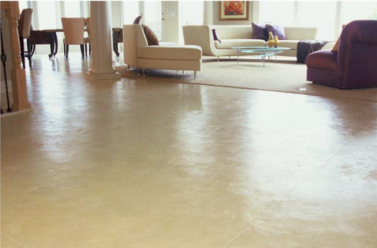 E100 Pt3 Clear Waterborne Epoxy Floor Coating