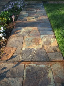 Superior Stamped Concrete Overlay