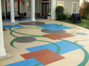 Patios Walkways Outdoor Living Areas