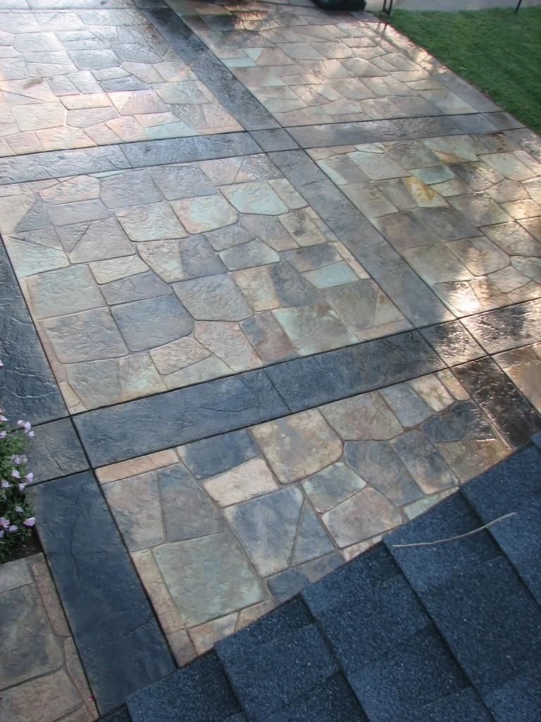 Concrete Polished Floor Pavers