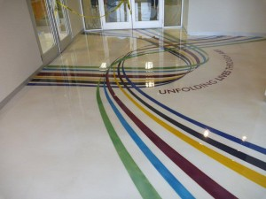 another standout commercial flooring project by elite crete systems