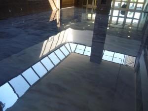 Reflector Enhancer Metallic Epoxy Flooring Systems