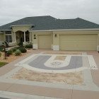 Decorative Concrete Driveways and Overlays