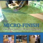 MICRO-FINISH™ Pre Mixed Concrete Micro Topping